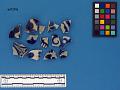View Rhenish stoneware sherds, incised digital asset number 1
