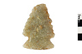 View Corner Notched Point, Prehistoric Stone Tool digital asset number 1