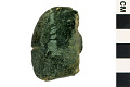 View Atlatl Weight, Prehistoric Stone Tool (fragment of spear thrower weight) digital asset number 1