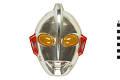 View Silver Robot Mask digital asset number 1