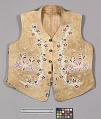 View Part of Clothing Set: Vest digital asset number 2