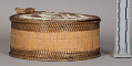 View Birch Bark Box With Lid digital asset number 1