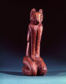 """View Statuette Of Mountain Lion Or Panther Man God """"Key Marco Cat"""" digital asset number 15"""