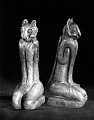 """View Statuette Of Mountain Lion Or Panther Man God """"Key Marco Cat"""" digital asset number 20"""