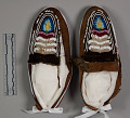 View Pair Moccasins Fragmentary digital asset number 0