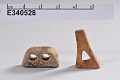 View Two Ivory Objects: Spear Rest and Harness? digital asset number 0