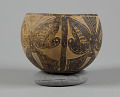View Ornamented Gourd Bowl digital asset number 4