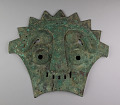 View Bronze Mask and box digital asset number 0