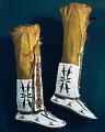 View Beaded Moccasins/Leggings (Pair) digital asset number 6