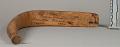View Wooden Scraper-Handle, Instrument For Dressing Skins digital asset number 4
