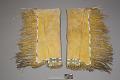 View Leggings (Pair), Part of Mexal Costume (Man's) digital asset number 2