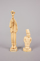 "View ""Mutt"" And ""Jeff"" Carved In Walrus Ivory (Figs.) digital asset number 0"