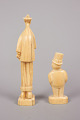 "View ""Mutt"" And ""Jeff"" Carved In Walrus Ivory (Figs.) digital asset number 1"