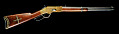 View Gun - Winchester Model 1866 Carbine, said to have belonged to Sitting Bull digital asset number 0