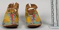 View Beaded/Painted Moccasins (Pair) digital asset number 2