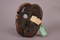 View Wooden Mask, Prehistoric (?) digital asset number 1