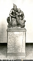 """View Bronze Statue and Base - """"Les Bantu"""" or """"The Forest Lovers"""", by Herbert Ward digital asset number 5"""