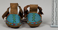 View Beaded Moccasins (Pair) digital asset number 2