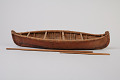 View Canoe and 2 Paddles, Model digital asset number 0