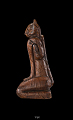 """View Statuette Of Mountain Lion Or Panther Man God """"Key Marco Cat"""" digital asset number 4"""