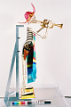 "View Skeleton Figure: Standing ""Calavera Mariachi"" digital asset number 3"