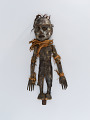View Carving Carved Dancing Figure (Oolalla, Ulala) digital asset number 0