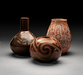 "View Ceramic vessel: ""Hasinai Twins"" digital asset number 3"