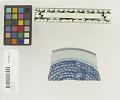 View Ming Blue & White Porcelain Saucer Sherd digital asset number 2