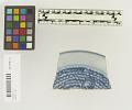 View Ming Blue & White Porcelain Saucer Sherd digital asset number 3