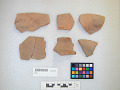 View Sherds And Bowl Section: Crude Reddish-Buff digital asset number 2