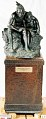 """View Bronze Statue and Base - """"Les Bantu"""" or """"The Forest Lovers"""", by Herbert Ward digital asset number 1"""