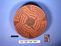 View Coiled Basketry Tray digital asset number 0