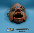 View Painted Wooden Mask digital asset number 0