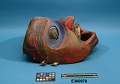 View Painted Wooden Mask digital asset number 1
