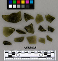 View Bottle Glass Sherd digital asset number 1