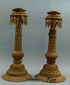 View Buddhist Temple-Lamps Of Bronze Filigree digital asset number 0