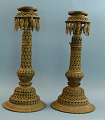 View Buddhist Temple-Lamps Of Bronze Filigree digital asset number 3
