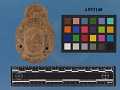 View Terracotta Head Fragment digital asset number 0
