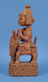 View Figurative Sculpture: Man on Horseback digital asset number 3