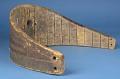 View Wooden Visor, Carved digital asset number 4
