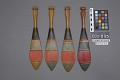 View Model Canoe And Paddles digital asset number 9
