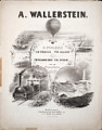 View 4 polkas for the piano forte A. Wallerstein digital asset number 1