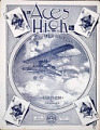View Aces high : over the clouds : march / by Ed. Roberts digital asset number 1