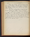 View Dorr Bothwell diary digital asset: page 16