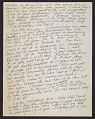 View Judy Chicago letter to Lucy R. Lippard digital asset number 1