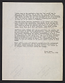 View Nancy Spero letter to Lucy R. Lippard digital asset number 1