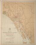 Map of Southeastern Alaska ...