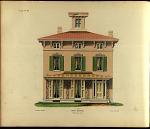 Cottage, No. 16. Front Elevation.