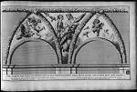 Nubes transgressa Venus, ab Ioue petit Mercurii uocalis operam, ut delitescentem puellam nomine Psychen pręconio requirat. Annuit Iupiter cęrulo supercilio.