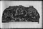 Pontificia Dignitas pacis amans Iani templum claudi, Furorem, et Eumenides coerceri iubet, eademque Ecclesiasticę Ditionis securitati consulens Armamentarium instruit